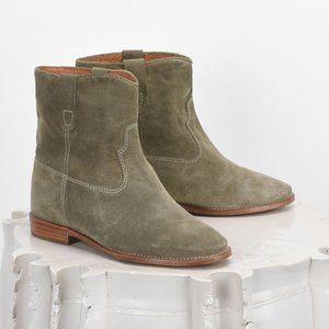 Isabel Marant Crisi Boots Taupe size 40